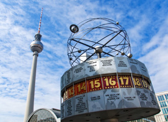 Book a tour to Berlin Alexanderplatz