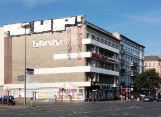 Picture of Hipster district Berlin Neukolln
