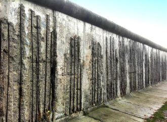 Image of the Berlin Wall